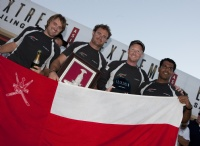 Oman Sail Masirah crowned winners of the final event in Muscat and the overall Series.
